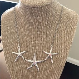 Brighton Starfish necklace perfect for summer!